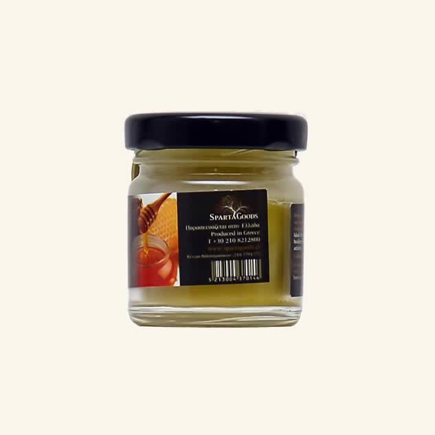 Crema cu ulei de sunatoare, ceara de albine, smochine si miere