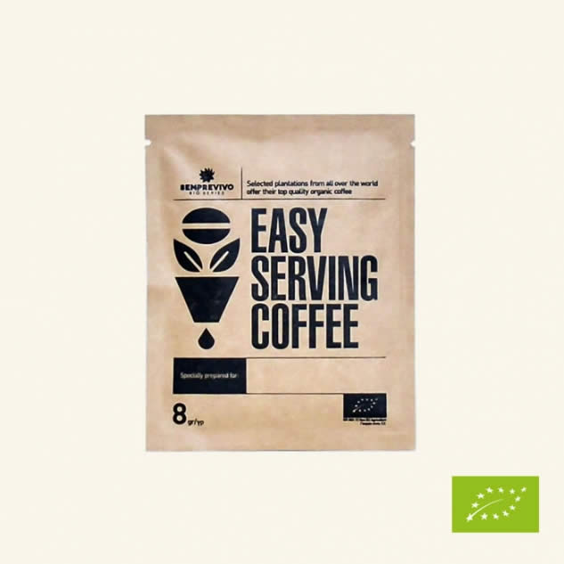 Cafea macinata ECO Plic