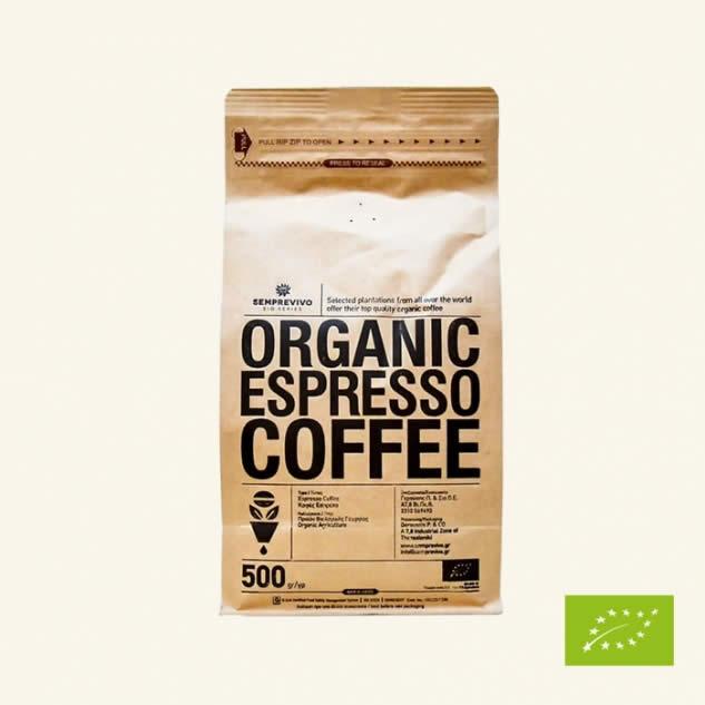 Cafea Espresso Boabe BIO