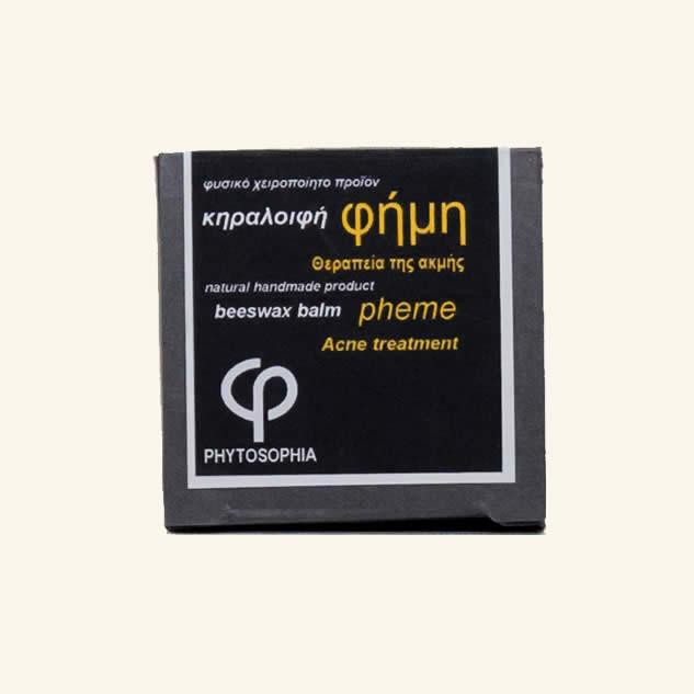 Pheme balsam pentru tratamentul acneei