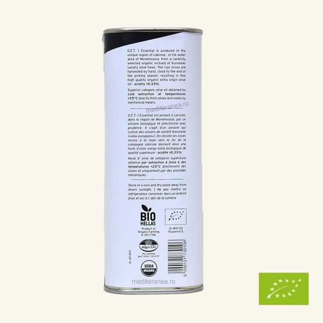 ulei de masline bio grecia