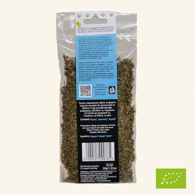 mix plante ceai
