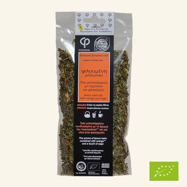 Philoumen-mix de plante BIO