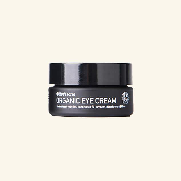 Crema organica pentru ochi