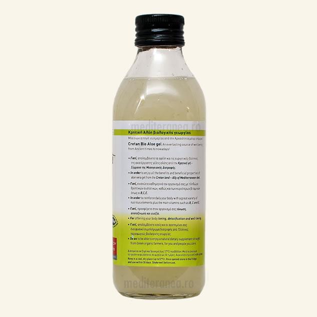 Suc din Aloe Vera