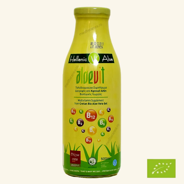 Suc de Aloe Vera cu Portocale