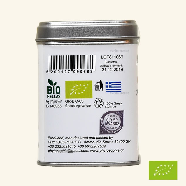 Phaestus - Mix de plante BIO