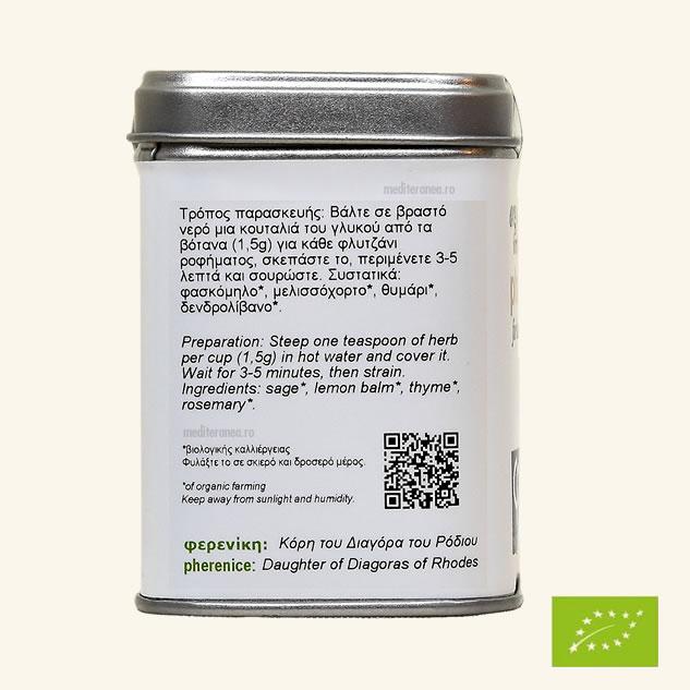 Pherenice - Mix de plante BIO