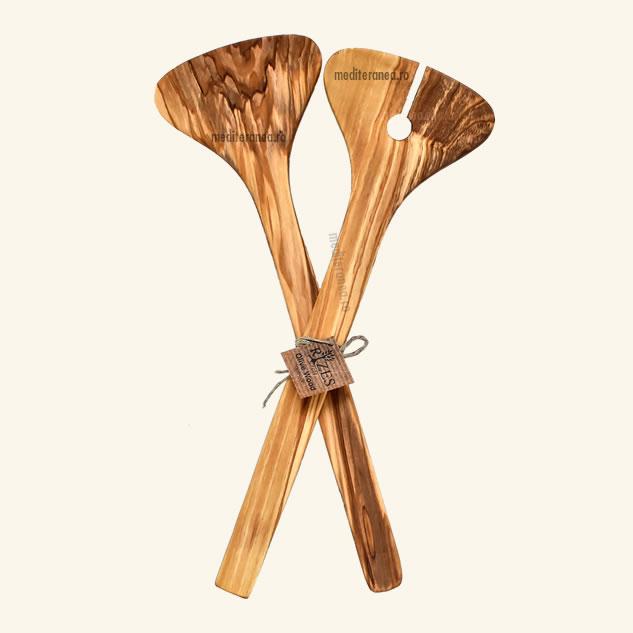 Set spatule plat 30 cm