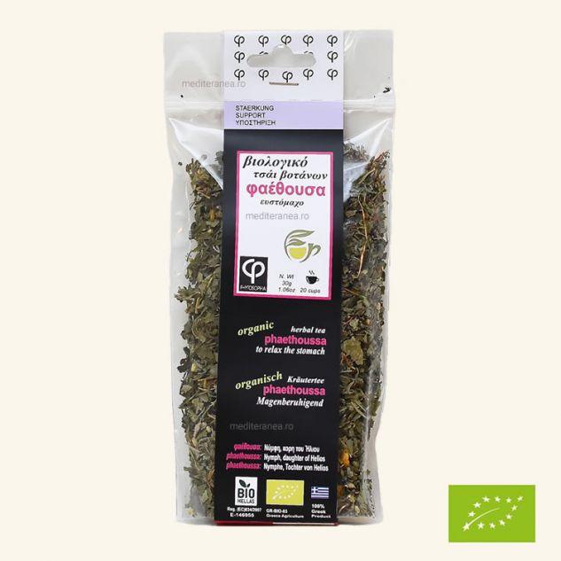 Phaethoussa - mix de plante BIO pentru relaxarea stomacului