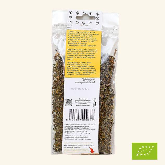 Philyra - Mix de plante BIo - pentru tulburari intestinale