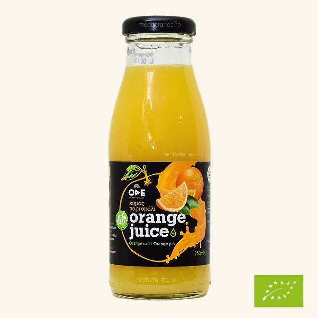 Suc din portocale BIO