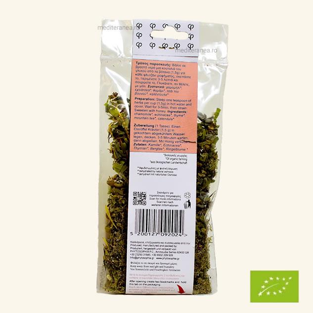 Phryne-mix de plante BIO protejeaza impotriva injectiilor