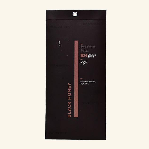 Ciocolata cu cu ierburi aromatice & miere