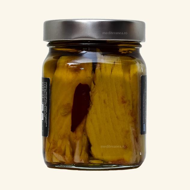 Ton alb in ulei de masline extravirgin iute 340g Marea Egee