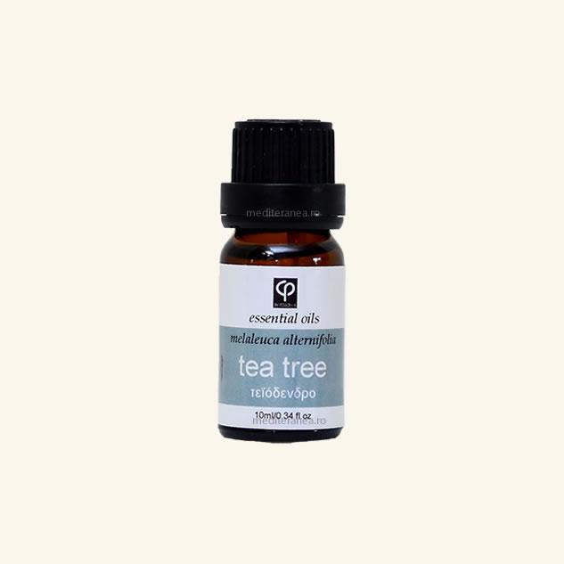 Ulei esential de arbore de ceai organic
