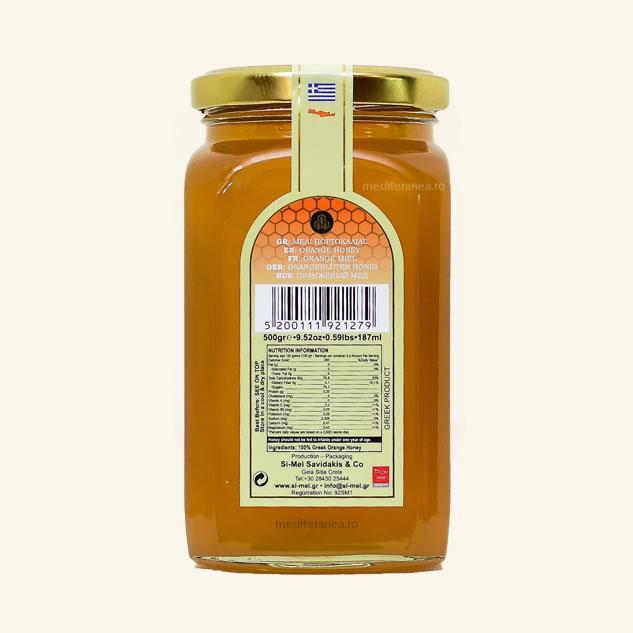 Miere de portocale