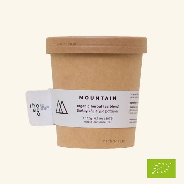 Mountain - Amestec de plante BIO