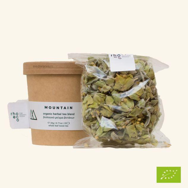 ceai Mountain - Amestec de plante BIO