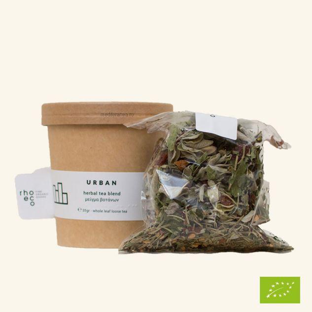ceai Urban - Amestec de plante BIO