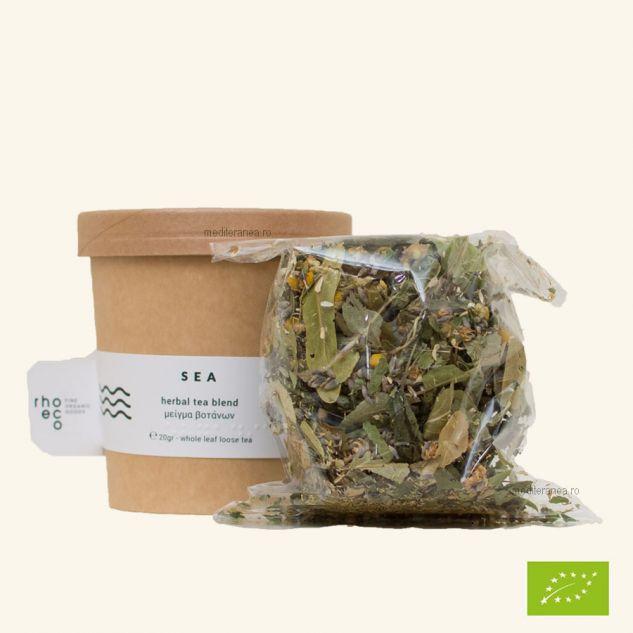 ceai Sea - Amestec de plante BIO