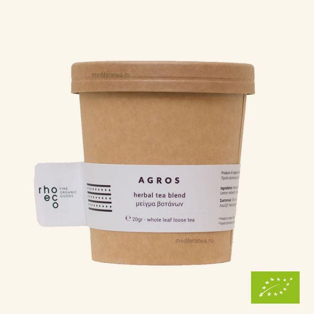 Agros - Amestec de plante BIO