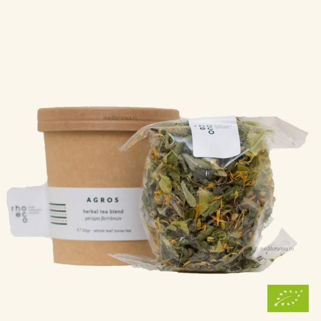 ceai Agros - Amestec de plante BIO