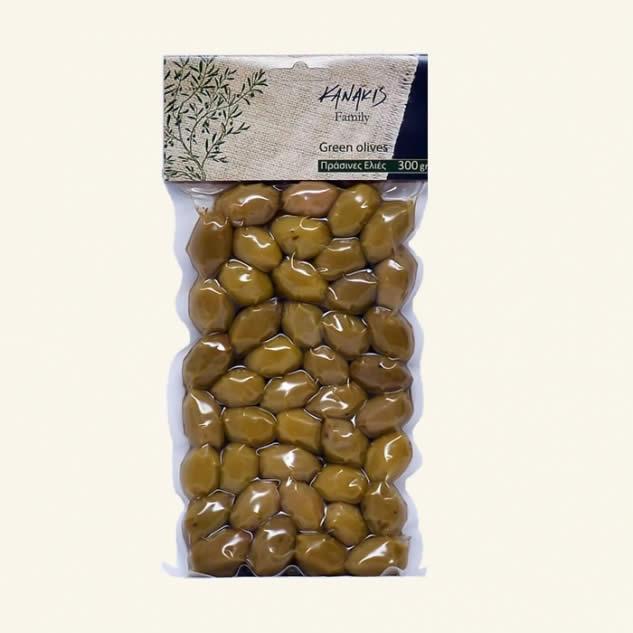 Masline verzi cu oregano