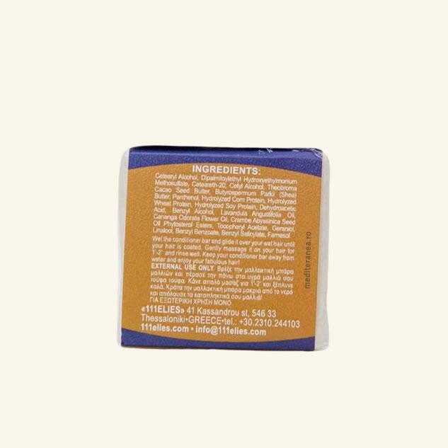 Balsam solid cu ulei abisinian si keratina