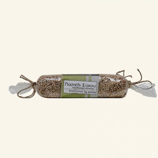 Baton din smochine cu seminte de susan