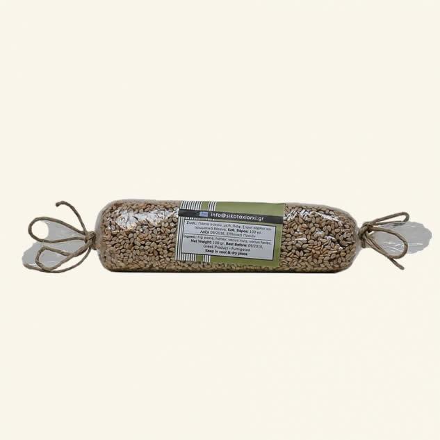 Baton din smochine cu susan si seminte
