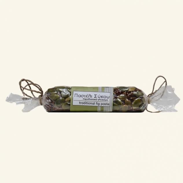 Baton din smochine cu seminte de dovleac