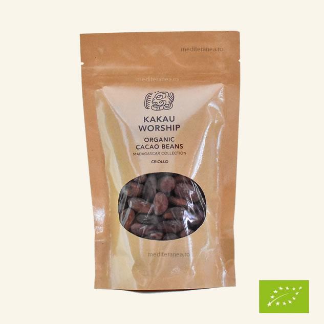 Boabe de cacao BIO