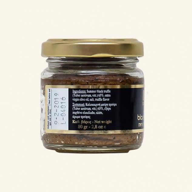 Pasta de trufe negre in ulei de masline extravirgin